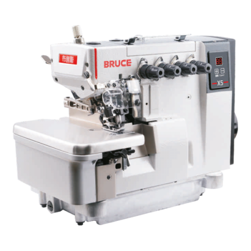 Bruce Швейная машина Bruce X5-4-М03/333 (новый дизайн)