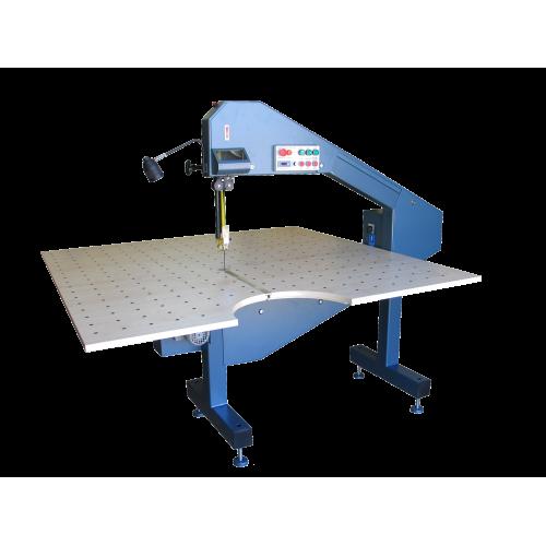 HOFFМAN HF-200 ТF/1000/1L Стационарная ленточная раскройная машина  (с вариатором скорости)