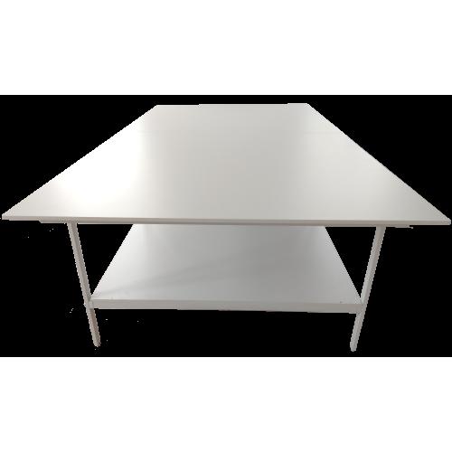 Раскройный стол длина 2000мм (комплект с нижней полкой )