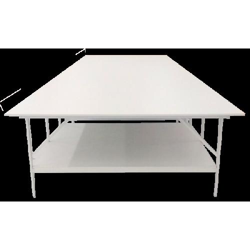Раскройный стол длина 7000мм (комплект с нижней полкой )