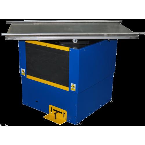 REXEL ST-4 Пневматический поворотный стол для склеивания, сборки, упаковки мебели