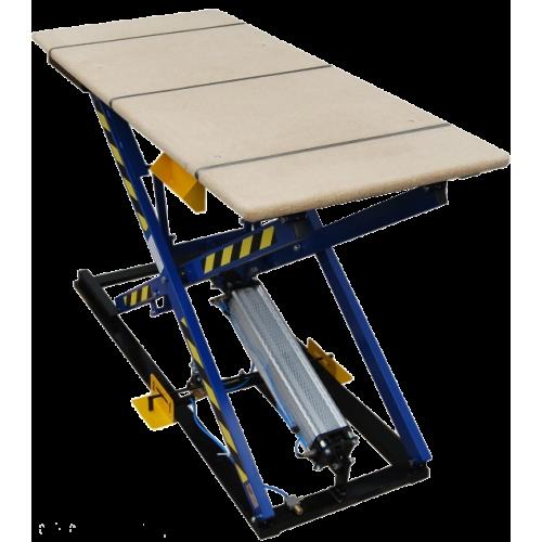 REXEL ST-3 Пневматический монтажный стол для обивки мягкой мебели